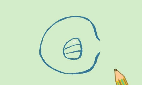 漂亮的鱼简笔画步骤画法教程 小鱼怎么画简单又漂亮