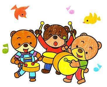 三只小熊乐队