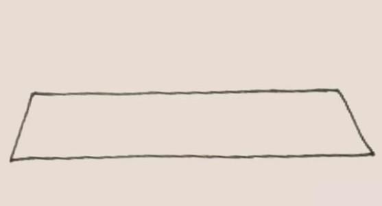 天安门城楼简笔画步骤图解教程