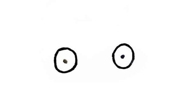 轮滑鞋简笔画的简单画法步骤图片