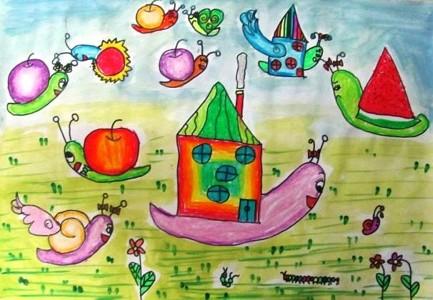 蜗牛的世界