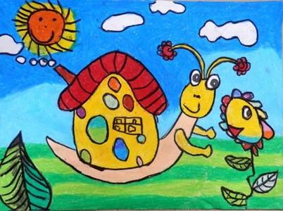 蜗牛的小家