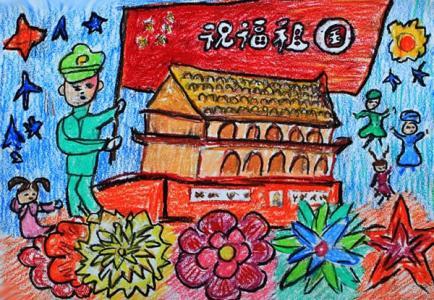 和小鸟庆元旦,图片,儿童画教程-学笔画
