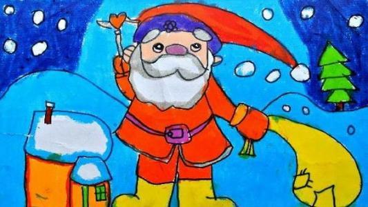 圣诞老人变魔法